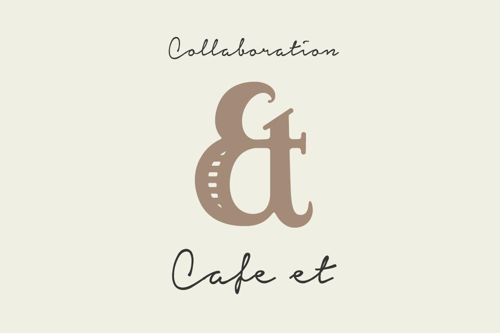 「ロゴデザイン×Cafe et」:デザインサンプル(コピーマック)
