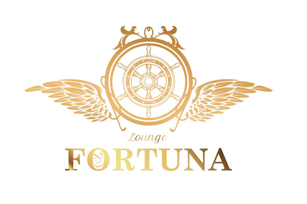 「Lounge FORTUNA×ロゴ」:デザインサンプル(コピーマック)